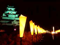 会津の冬祭り