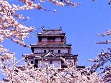 会津の春祭り