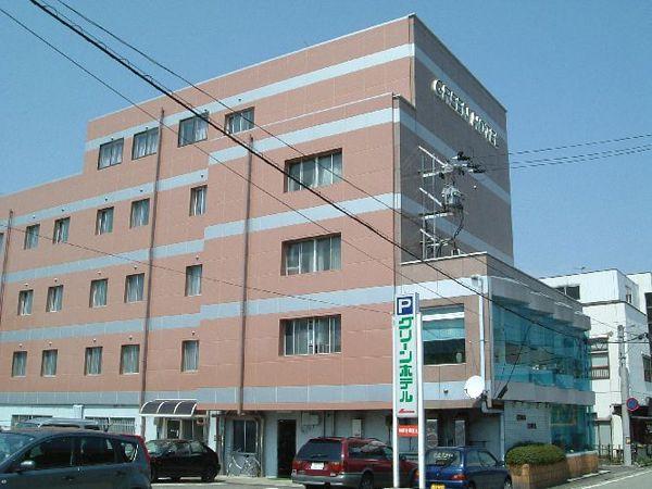 グリーンホテル会津の外観3