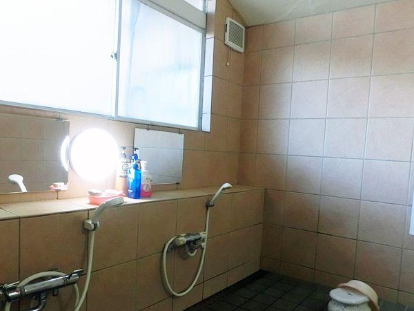 たけみ旅館の風呂